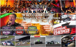 Acceleration Holland - TT Circuit Assen