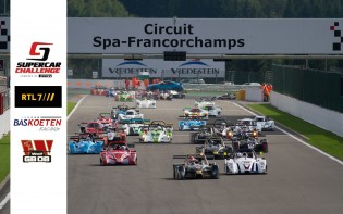 Website banner Supercar Challenge - Seizoen 2015