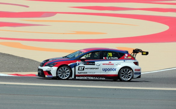 TCR series Bahrain, Sakhir 01 - 03 April 2016
