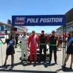 Pole Postion voor Bas Koeten Racing bij 24h series Portimao